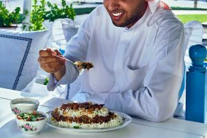 Arabian Tea House Best Arabic Cuisine Dubai