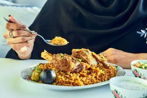 Arabian Tea House Delicious Emirati Food UAE