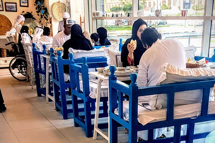 Best Restaurant Dubai